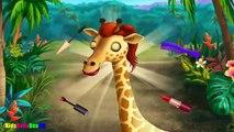 И животное животные Детка ребенок для весело игра волосы джунгли Дети сделать играть салон вверх с