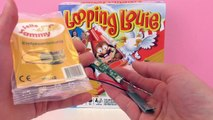 Looping Louie Extreme: sfida allultimo gallo! Unboxing video