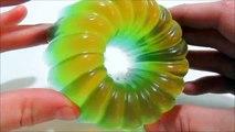 Como hacer una Gelatina Arcoiris DIY - mini torta arcoiris de gominola