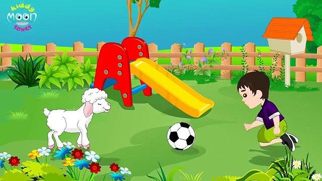 Rain Rain Go Away Nursery Rhyme With Lyrics - Cartoon Animation Rhymes & Songs for Childre