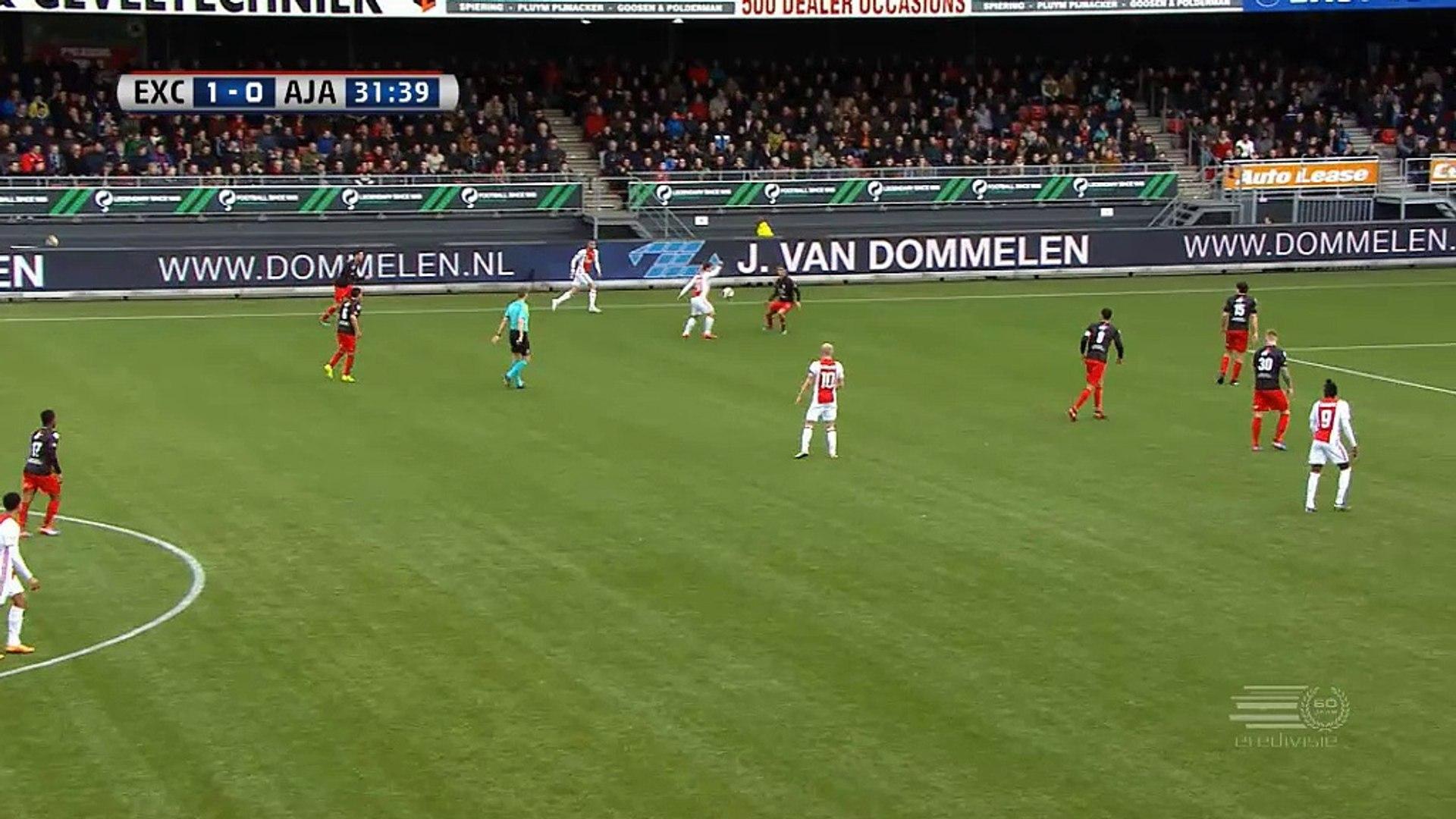 Eredivisie - Le fils de Kluivert marque pour l'Ajax