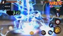 Naruto Mobile : Habilidades de Sasuke Ano Novo