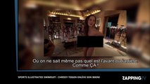 Sports Illustrated Swimsuit : la sexy Chrissy Teigen enlève son bikini (vidéo)