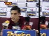 4η ΑΕΛ-Πιερικός 2-0 2014-15 Ηλίας Τσιλιγγίρης  δηλώσεις