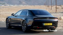 2015 Aston Martin Lagonda Sedan OFFICIAL
