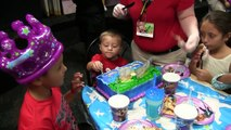 Chases 3rd Birthday Party @ Chuck E. Cheese w/ HUGE Present! (+ Juggle Bubbles) Peppa Pig