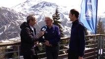 D!CI TV : Patrick Ricou tire un premier bilan de l'hiver pour Orcières Merlette