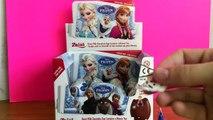 Disney Frozen Kinder Surprise Eggs - Elsa Anna Olaf Sven Prince Han - Surprise Toys For Ki