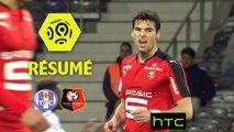 Toulouse FC - Stade Rennais FC (0-0)  - Résumé - (TFC-SRFC) / 2016-17