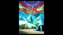 Warp Shift: Chapter 1 Level 1-15 (3 Stars) Gameplay/Walkthough iOS & Android By FISHLAB