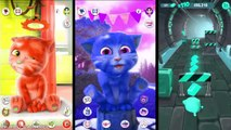 Talking Tom Gold Run - My Talking Tom - Talking Ginger Gameplay on Android IOS For Kids HD