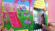 Les vérités de la balançoire hantée (VIDEO OFFICIELLE) Jeu Balançoire Barbie Chelsea – Se