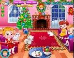 Baby Hazel Christmas Time Game Baby Games ❤ Jeux de bébé # Play disney Games # Watch Carto