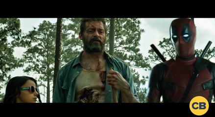 What IF Deadpool Appeared in Logan?!