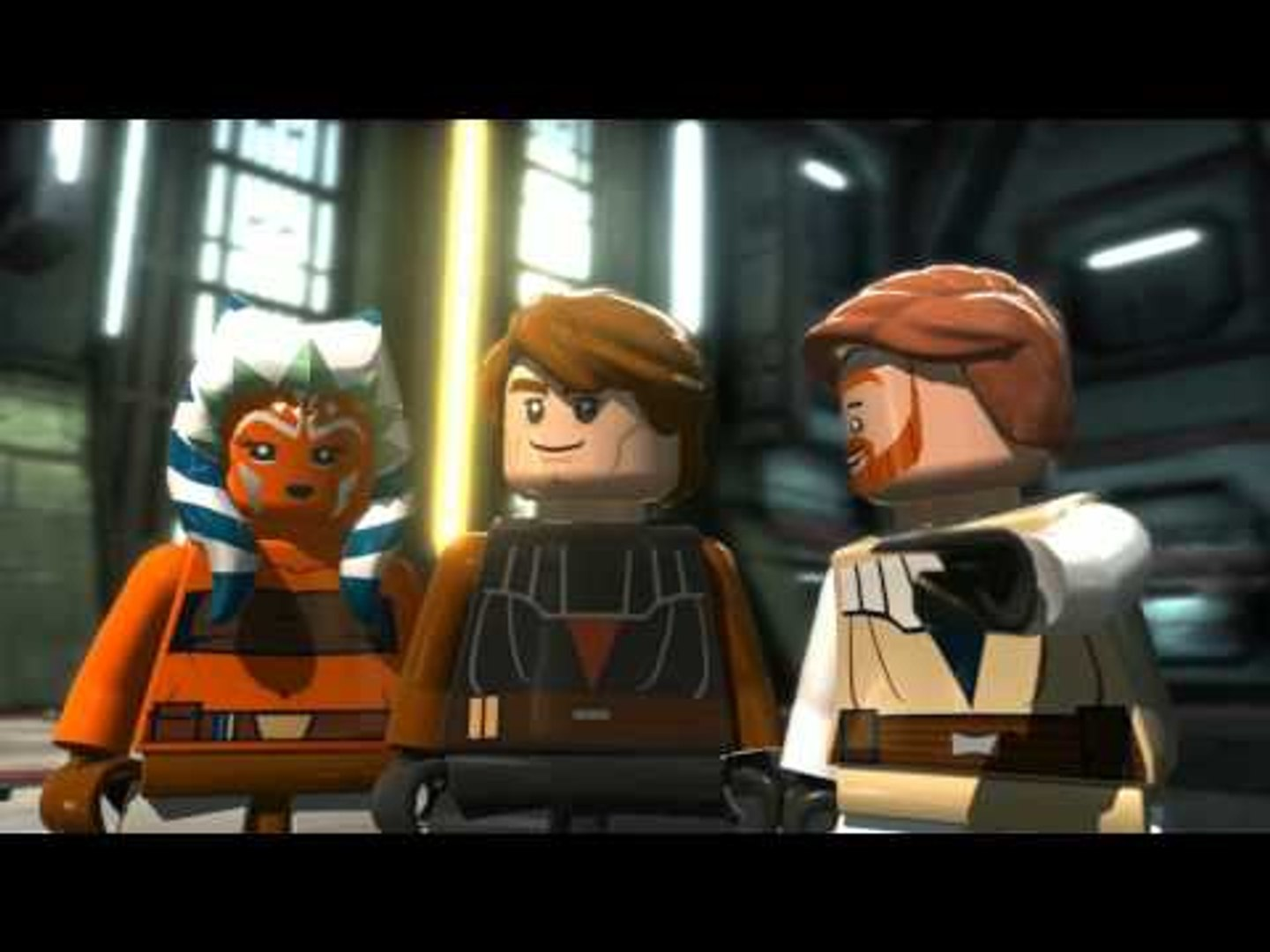 #LEGO Star Wars 3 The Clone Wars Part 11 - Storm Over Ryloth