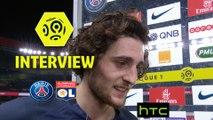Interview de fin de match : Paris Saint-Germain - Olympique Lyonnais (2-1) - Ligue 1 / 2016-17