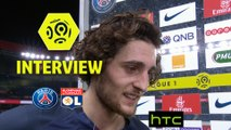Interview de fin de match : Paris Saint-Germain - Olympique Lyonnais (2-1) - Ligue 1 / 2016-17