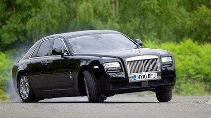 Rolls-Royce Ghost - 90 second verdict