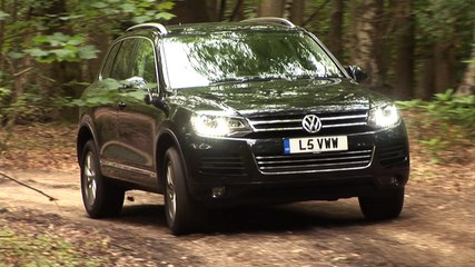 VW Touareg video review 90s verdict