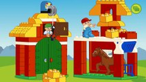 Lego Duplo IceCream, Cute and Fun Animations Lego Education Game for Toddlers and Preschoo