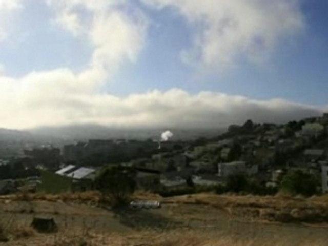 TIME LAPSE: SAN FRANCISCO FOG