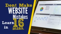 Don't Make These Website Design Mistakes - These Mistakes Cost You Money Call 214-600-7401