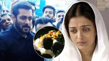 Aishwarya Rai Father Krishnaraj Rai's Funeral, Salman Khan SPOTTED At Tiger Zinda Hai Sets