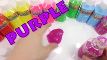 DIY Water Drop Jelly Gummy Pudding Learn Colors Slime Toy Surprise Eggs Toys