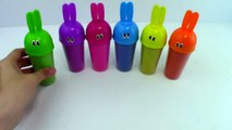 DIY Kinetic sand Sand Hello Kitty Clay Learn Colors Popsicle Ice Cream Bunny Molds Clay Slime-kmXN8zs