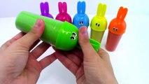 DIY Kinetic sand Sand Hello Kitty Clay Learn Colors Popsicle Ice Cream Bunny Molds Clay Slime-kmXN8z