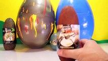 Giant DINOSAUR EGGS Surprise Toy Dinosaurs Jurassic World Toys, Volcano Egg, Dino Dig Videos-2HA_