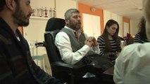 Engellilerden 'Sevgi Köprüleri Kurun' Çağrısı