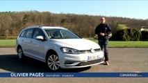 Essai - Volkswagen Golf SW restylée : cherchez l'erreur