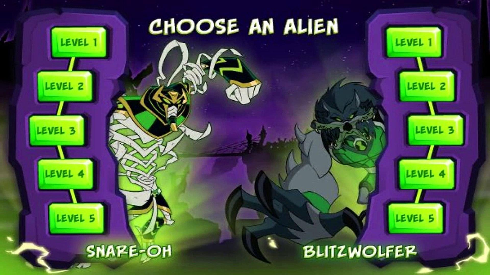 Ben 10 Omniverse - Galactic Monsters Collection [ Full Gameplay ] Ben 10 Games
