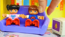 Tractors for children - Tractor videos for children - Animals toys - Tractors for