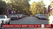 Rock N Roll Legend Chuck Berry Dead at 90 his Music roll On....