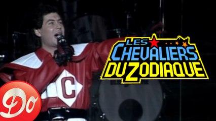 Bernard Minet - Les chevaliers du Zodiaque [Bercy 1990]