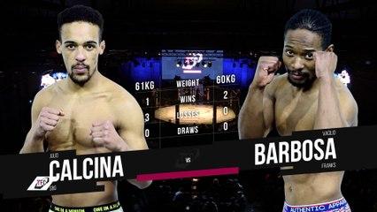 TFC3   Julio Calcina vs Vacilio Barbosa