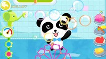 Baby pandas Bath Time - Cute Animals, bath toys, bubbles and more Kids games by Babybus