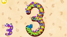 Learn counting number 0 to 9 with MAGIC NUMBER - Apps education for kids