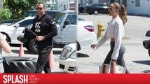 Alex Rodriguez et Jennifer Lopez vont à la gym ensemble