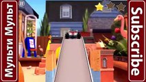 Ice Racer Lightning McQueen | Francesco Bernoulli - Mater | Cars Daredevil Garag