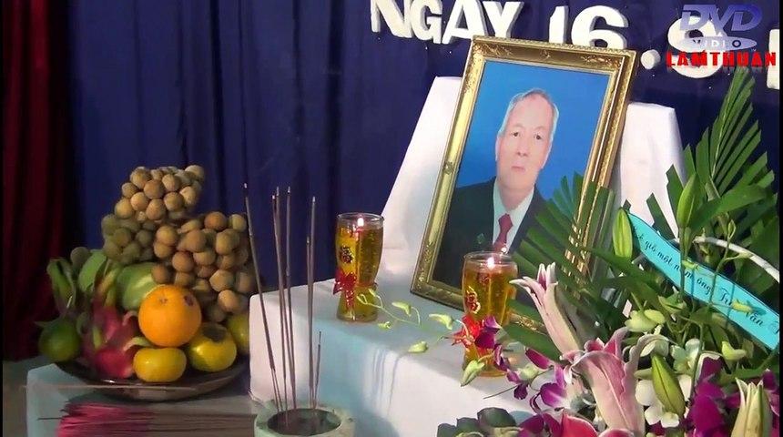 Kỷ Niệm Ngày Giỗ Giáp Năm , Hương Linh Ông Trần Văn Khánh