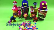 SpongeBob SquarePants #KINDER #Surprise Eggs GIANT Balloons | Unboxing #Kinder Eggs with #