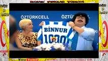 Şahan Gökbakar ve Binnur Kalkavan öz Türkcell Komik Reklamlar  Komik Video
