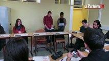 Saint-Maur : des lycéens récrivent la constitution de la Ve République