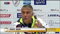 25η ΑΕΛ-Παναιτωλικός 1-0 2016-17 Συνέντευξη τύπου