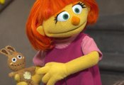 Sesame Street Is Introducing A Muppet With Autism