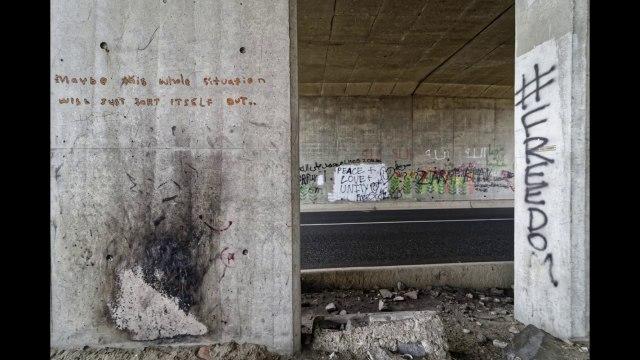 Calais après effacement - noyau doux