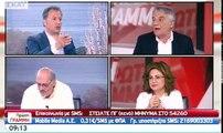 Ο Δ.Οικονόμου εγκαλεί εκπρόσωπο του ΣΥΡΙΖΑ με μια πλαστή είδηση! #fake_news